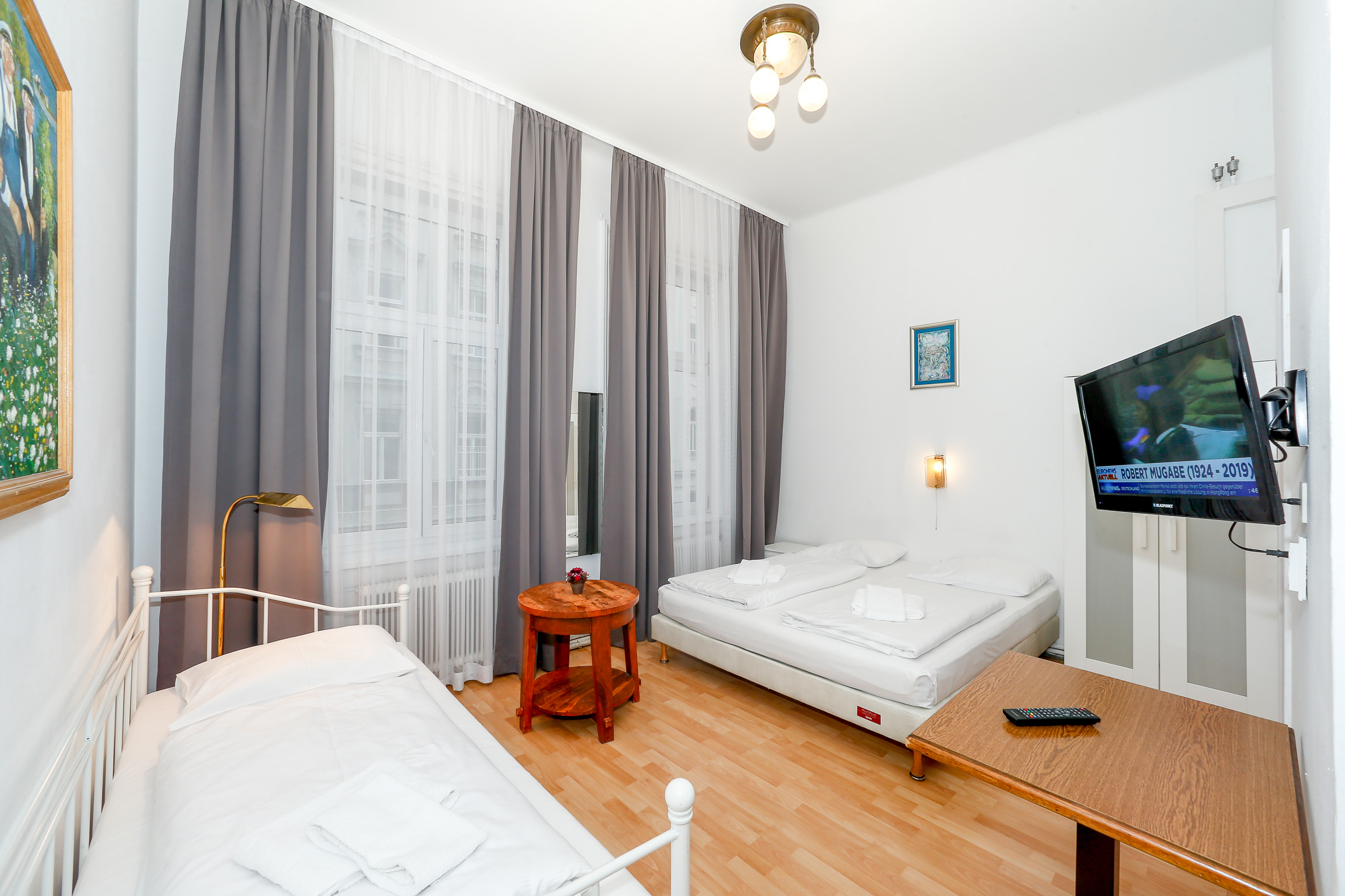 Standard Zimmer Dreibettzimmer