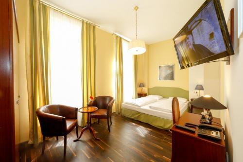 Deluxe Zimmer Einbettzimmer